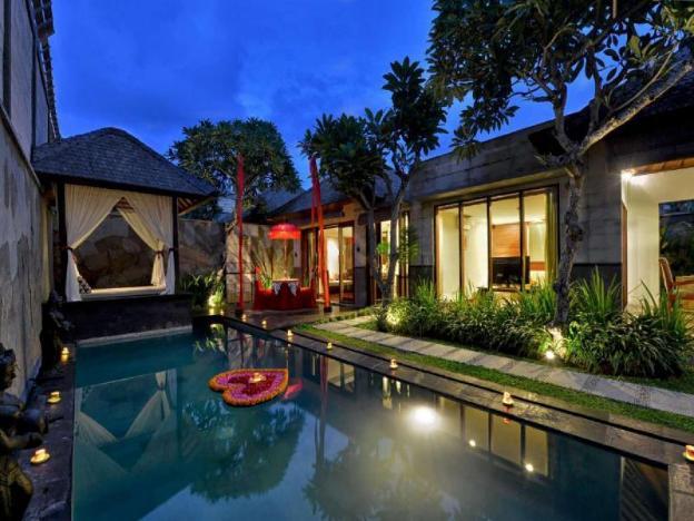 Romantic1 Bedroom Private Pool Villa