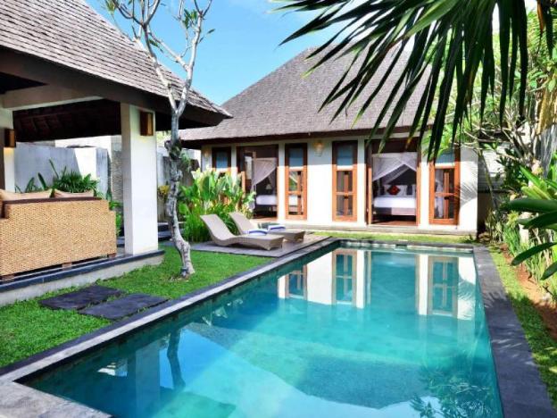 3 Bedroom Private Pool Villa at Umalas 3