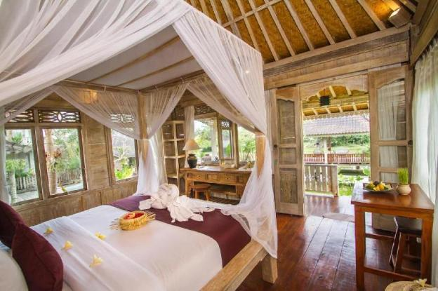 Suite Wooden Room Rich Field View