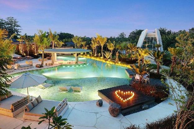 Bali 2 Bedroom Pool Villa Includes Breakfast