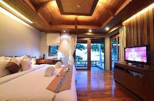 [メーハッド]ヴィラ(129m2)| 2ベッドルーム/1バスルーム Koh Phangan Sunset Beach front Suite (129 sqm)