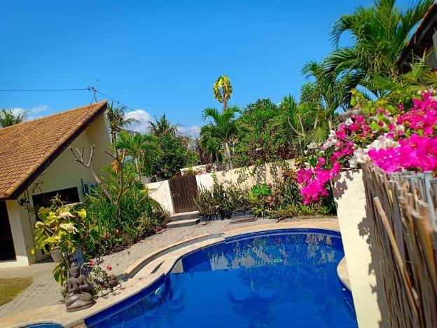 Beach front Villa Ganesha Located Banjar Beach North Bali Bhv