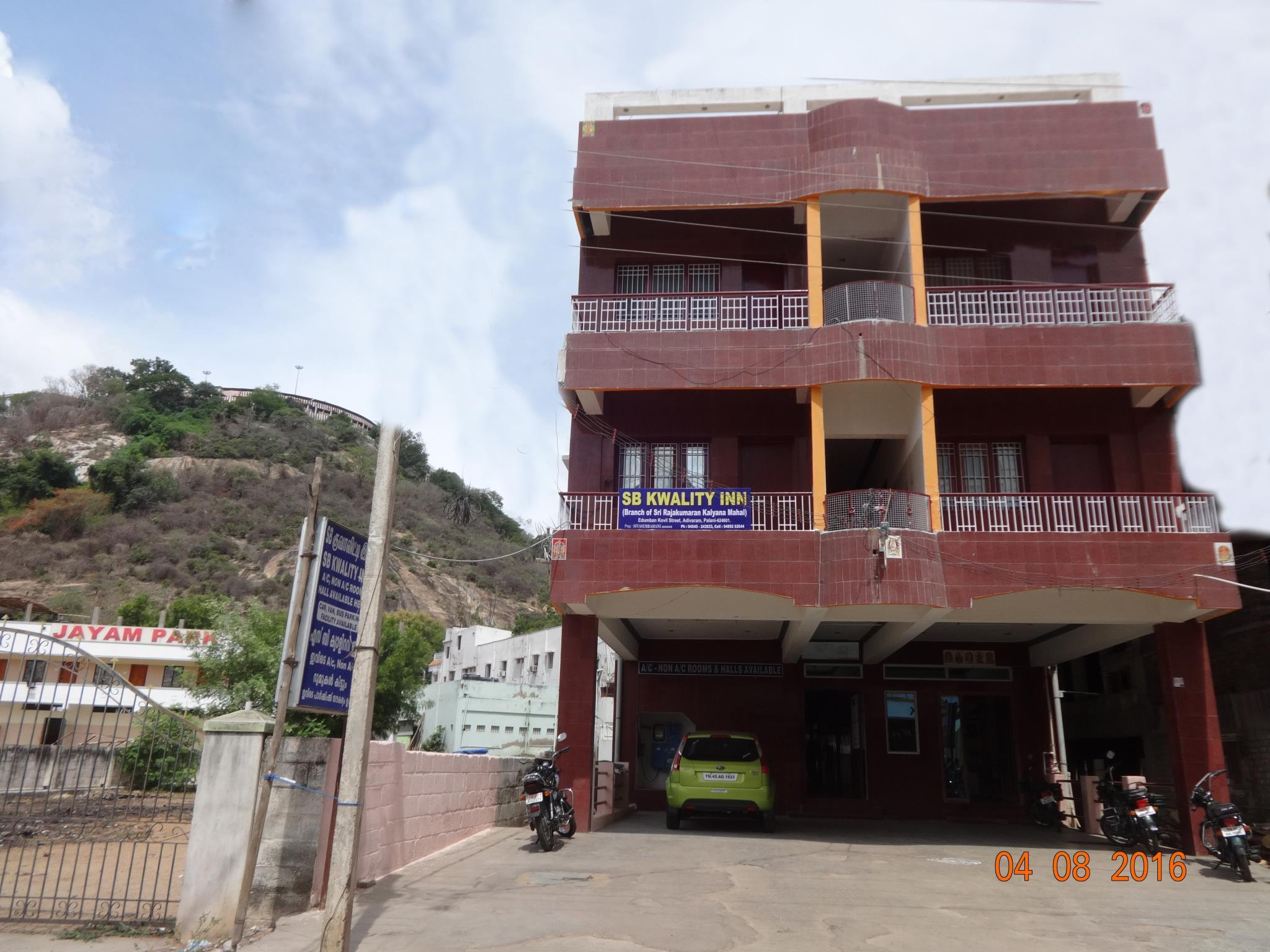 SB Kwality Inn   Cheap Hotels And Budget Hotels
