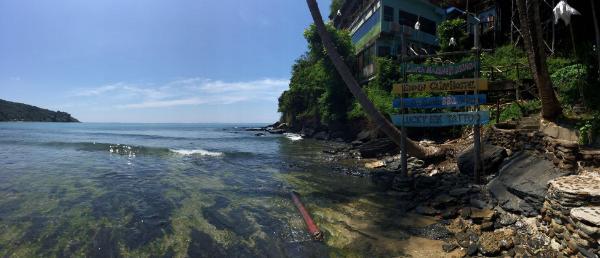 Hidden Cliff Hostel Koh Lanta