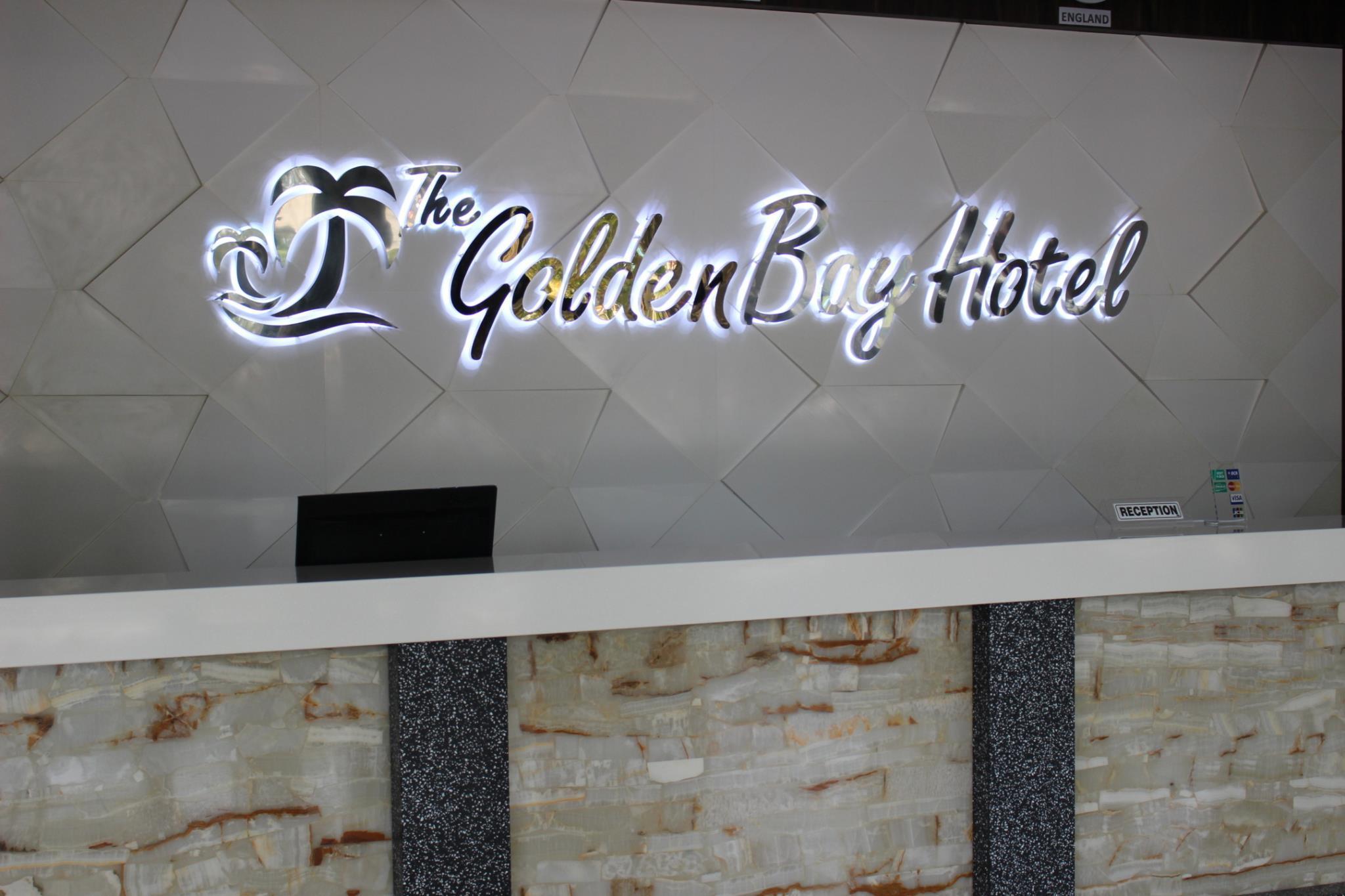 Lokasi The Golden Bay Hotel Batam BENGKONG LAUT ,GOLDEN CITY,BENGKONG BATAM INDONESIA