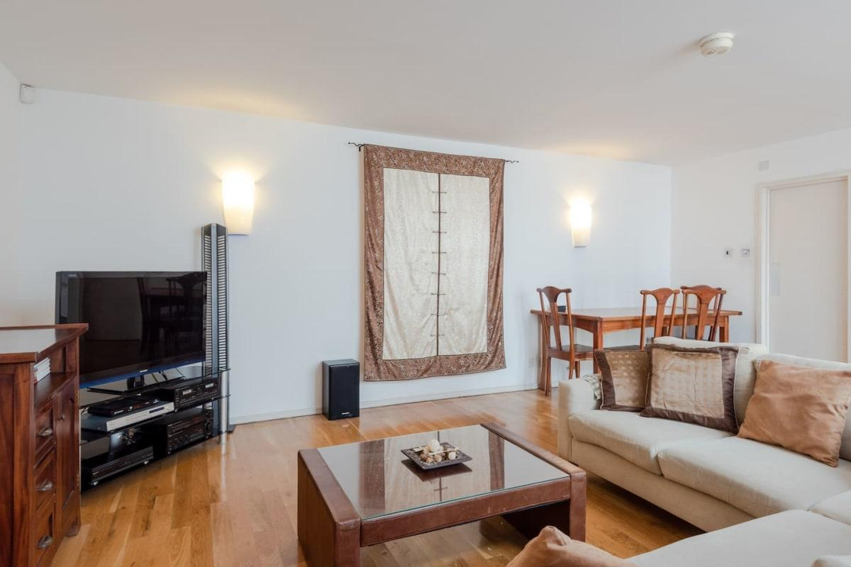 Gorgeous 2 bed in converted Pumping House 4 guests