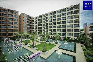 [ホアヒン ビーチフロント]アパートメント(54m2)| 1ベッドルーム/1バスルーム Poolview Condo for 5 Persons | Marrakesh HuaHin