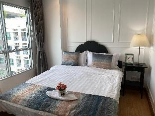 [スクンビット]アパートメント(30m2)| 1ベッドルーム/1バスルーム Comfortable quiet  room with nice view/high floor