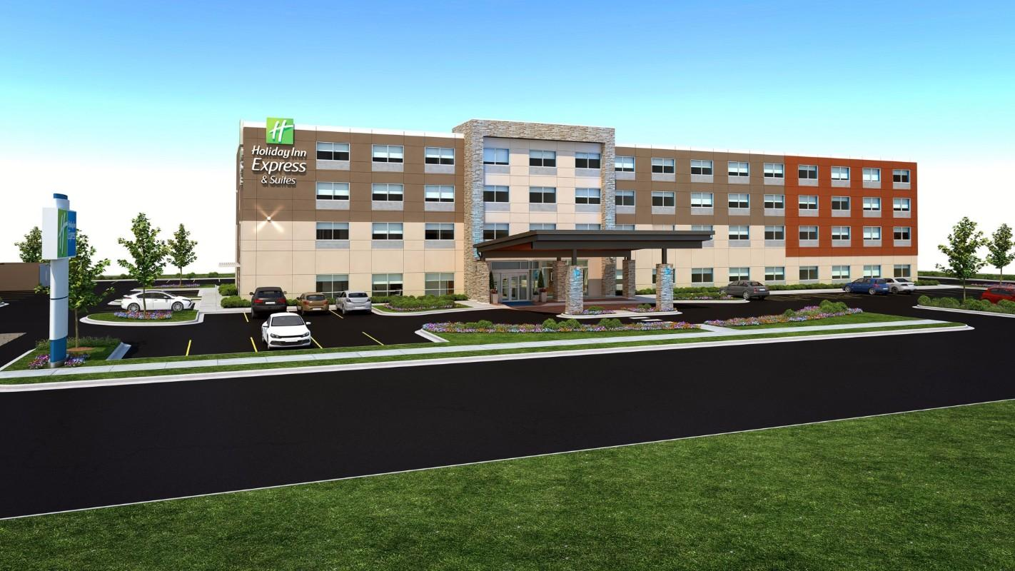 Holiday Inn Express & Suites Tampa North   Wesley Chapel
