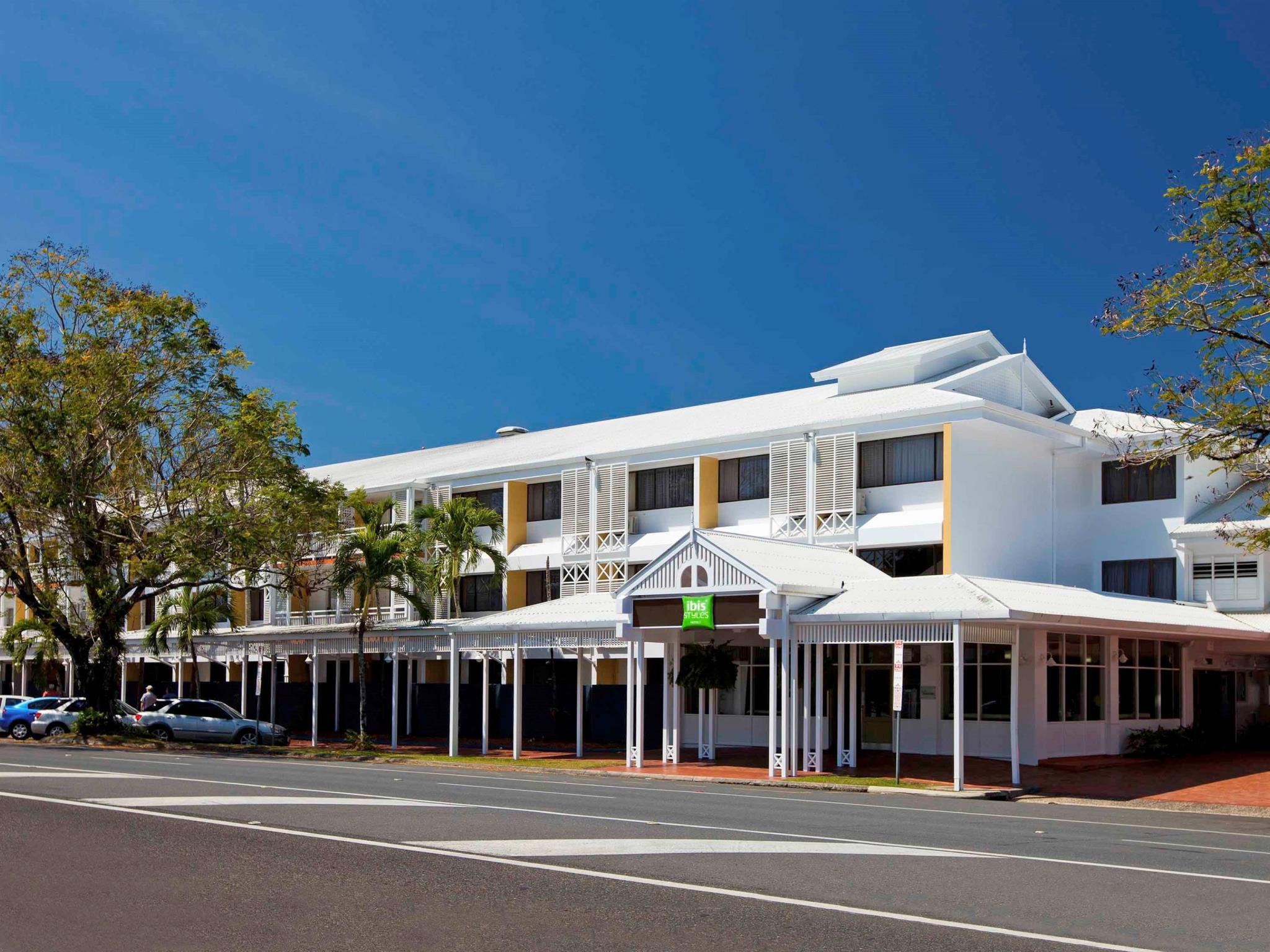 Ibis Styles Cairns Hotel Reviews