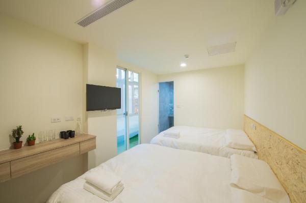Hostel Jiizu Taipei