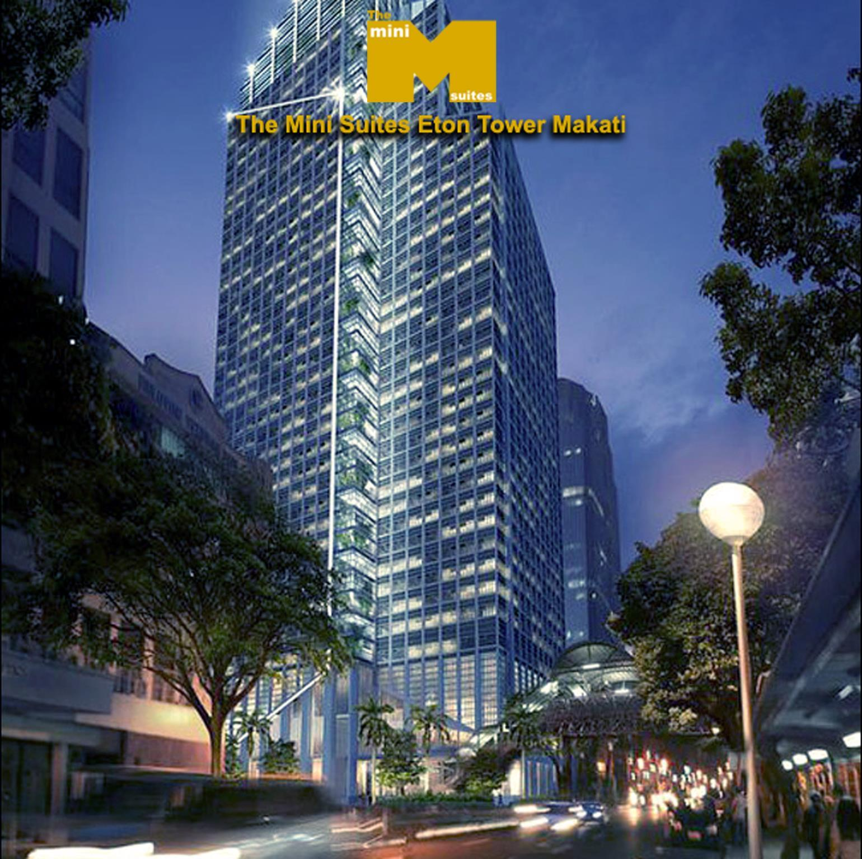 The Mini Suites   Eton Tower Makati