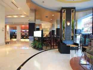 Golden Crown Plaza Hotel Hat Yai - Lobby