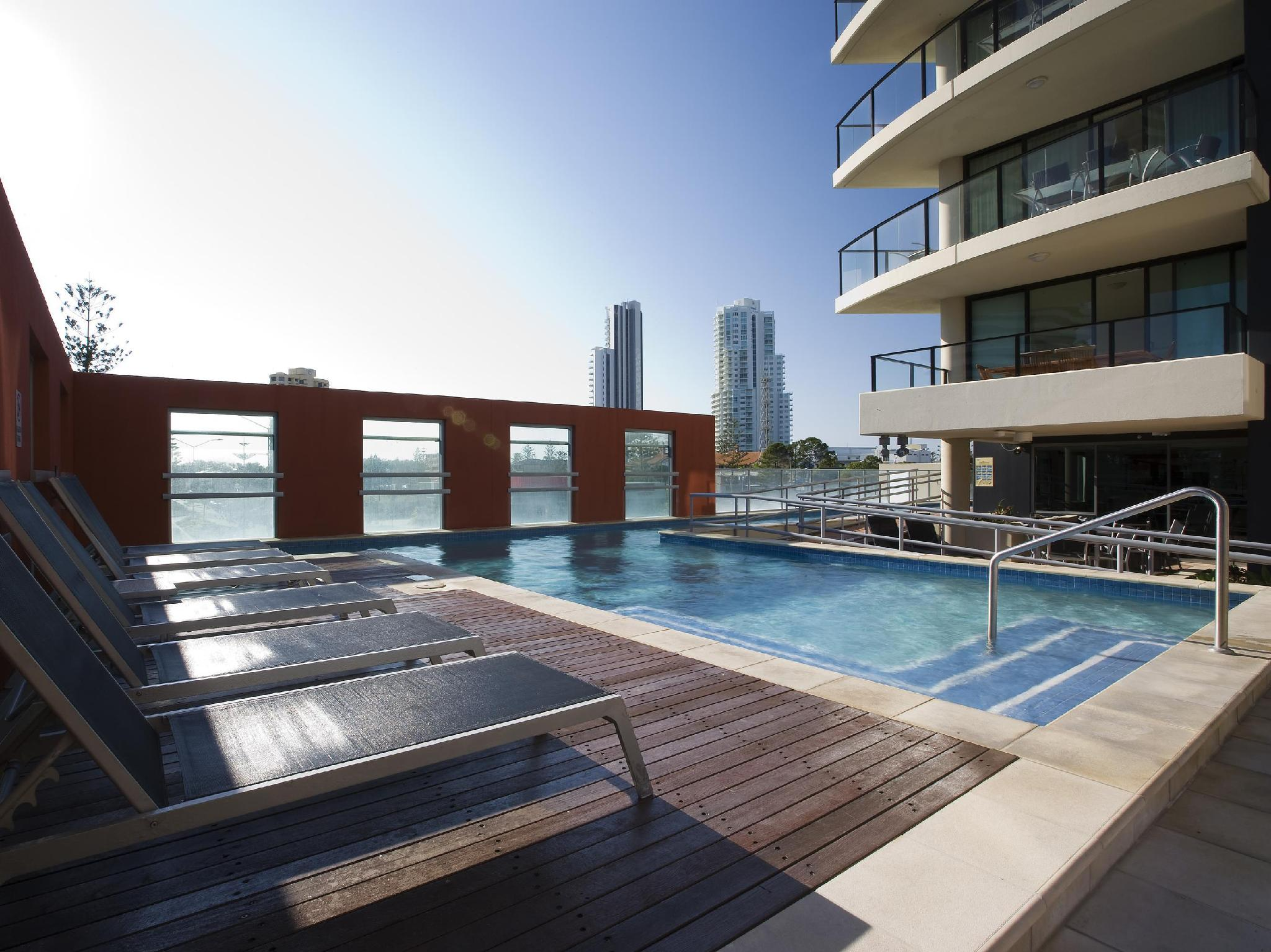 Price Mantra Broadbeach on the Park Hotel