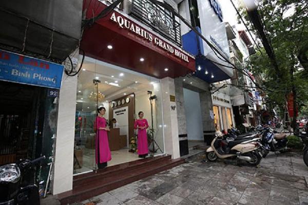 Aquarius Grand Hotel Hanoi