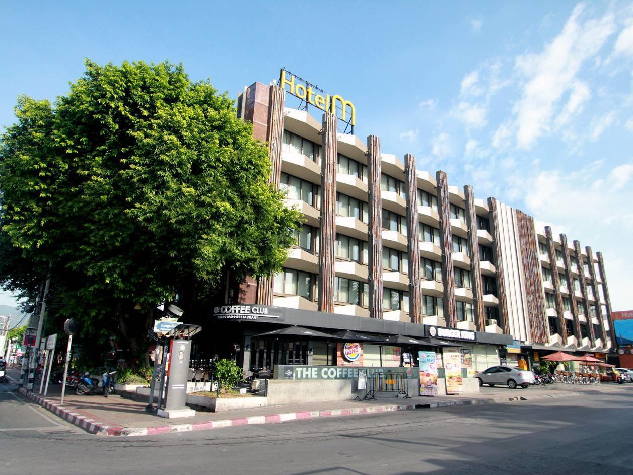 Hotel M Chiang Mai โฮเต็ล เอ็ม เชียงใหม่
