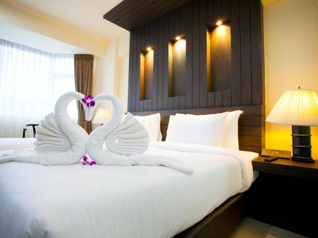 โรงแรมซันซิตี้ พัทยา – Sun City Pattaya Hotel