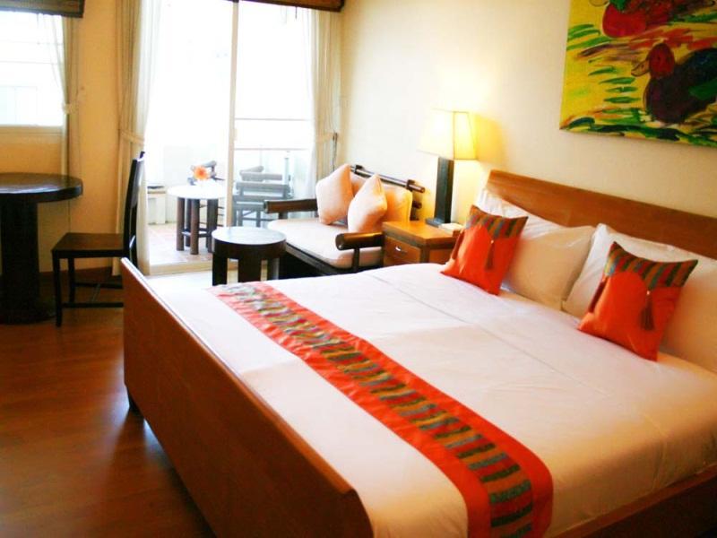 ที่นี่คือ โรงแรมเจอราร์ด ฮาบิต้า (Gerard Habitat Hotel) รีบจอง