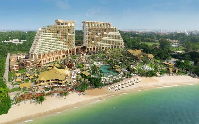 เซ็นทารา แกรนด์ มิราจ บีช รีสอร์ท – Centara Grand Mirage Beach Resort