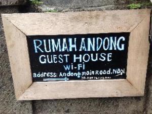 Rumah Andong Homestay Ubud