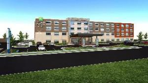 O Holiday Inn Express & Suites Tampa East - Ybor City (Holiday Inn Express & Suites Tampa East - Ybor City)