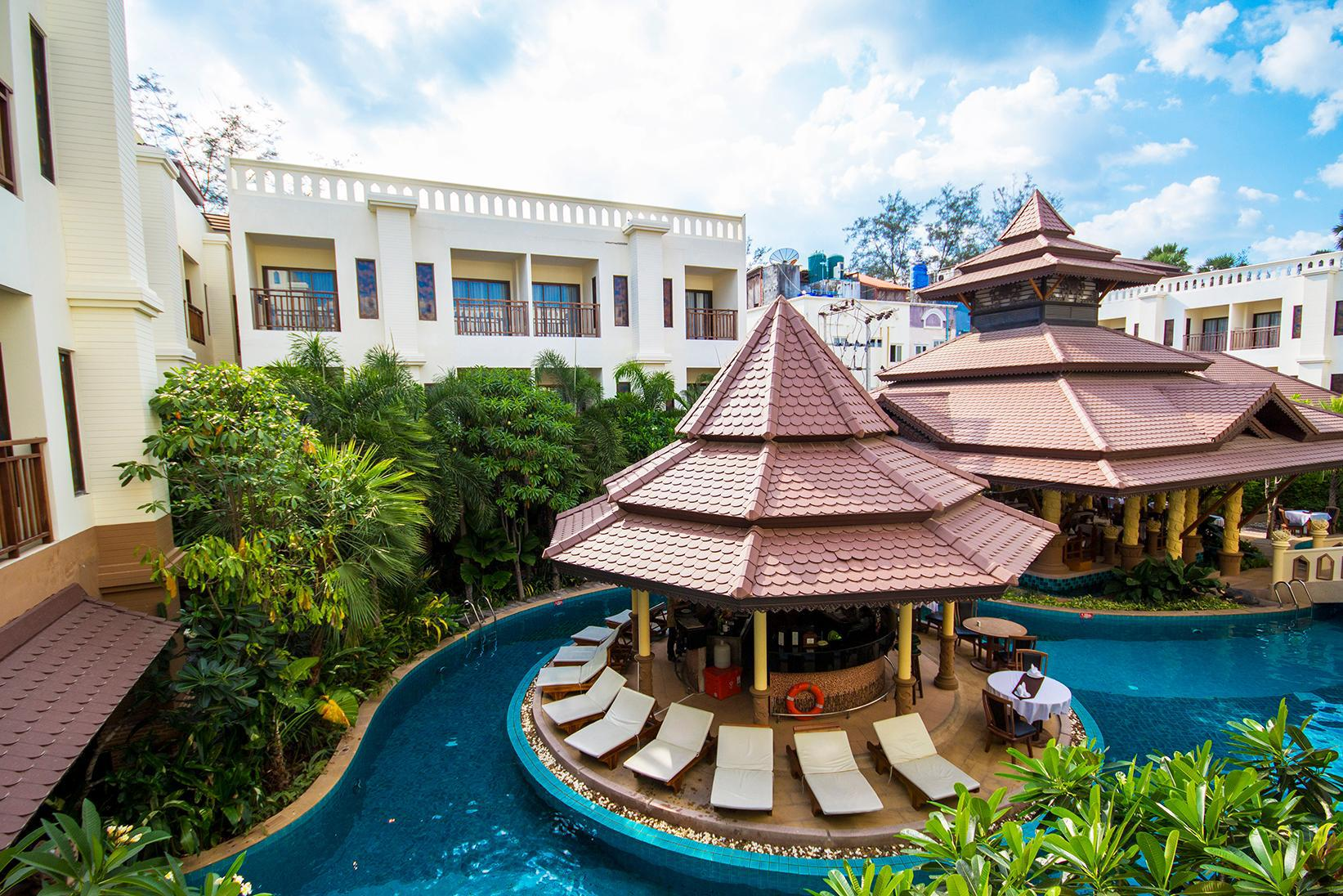 Shanaya Beach Resort & Spa Phuket ชนายา บีช รีสอร์ต แอนด์ สปา ภูเก็ต
