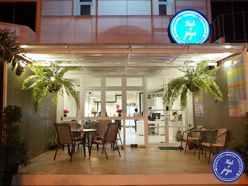 Hub Of Joys Hostel ฮับ ออฟ จอยส์ โฮสเทล