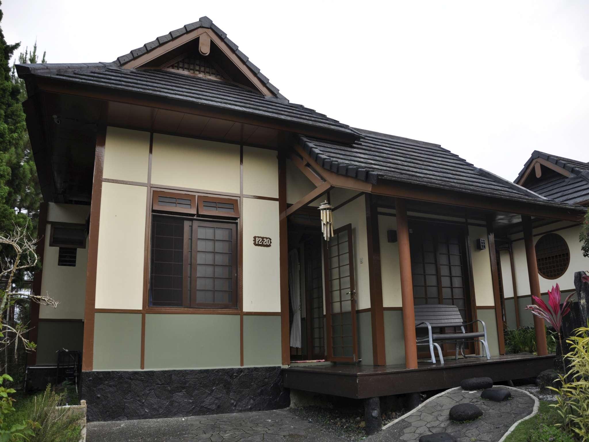 Menginap seperti di Jepang bersama Villa Ade