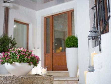 Le Alcove Luxury Hotel Nei Trulli