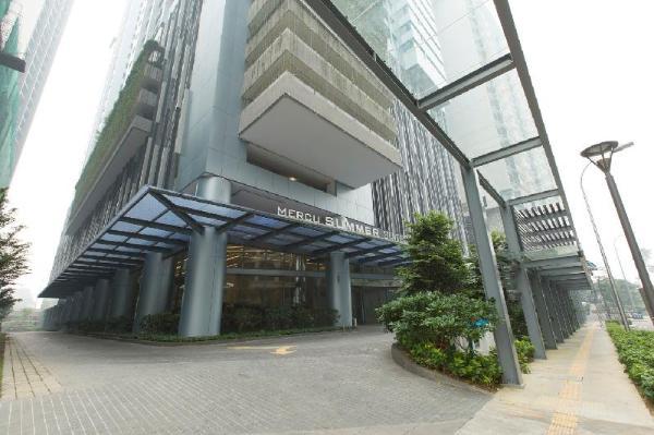 Summer Suite Bernice Dormitory Kuala Lumpur