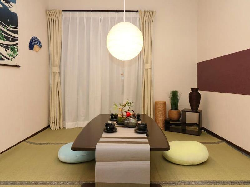 Hg Guest House In Kyoto No2