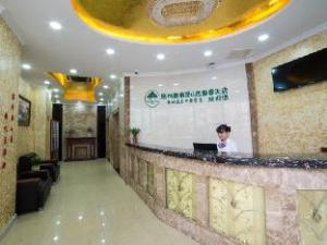 GreenTree Inn Kunshan Paris Spring Express Hotel