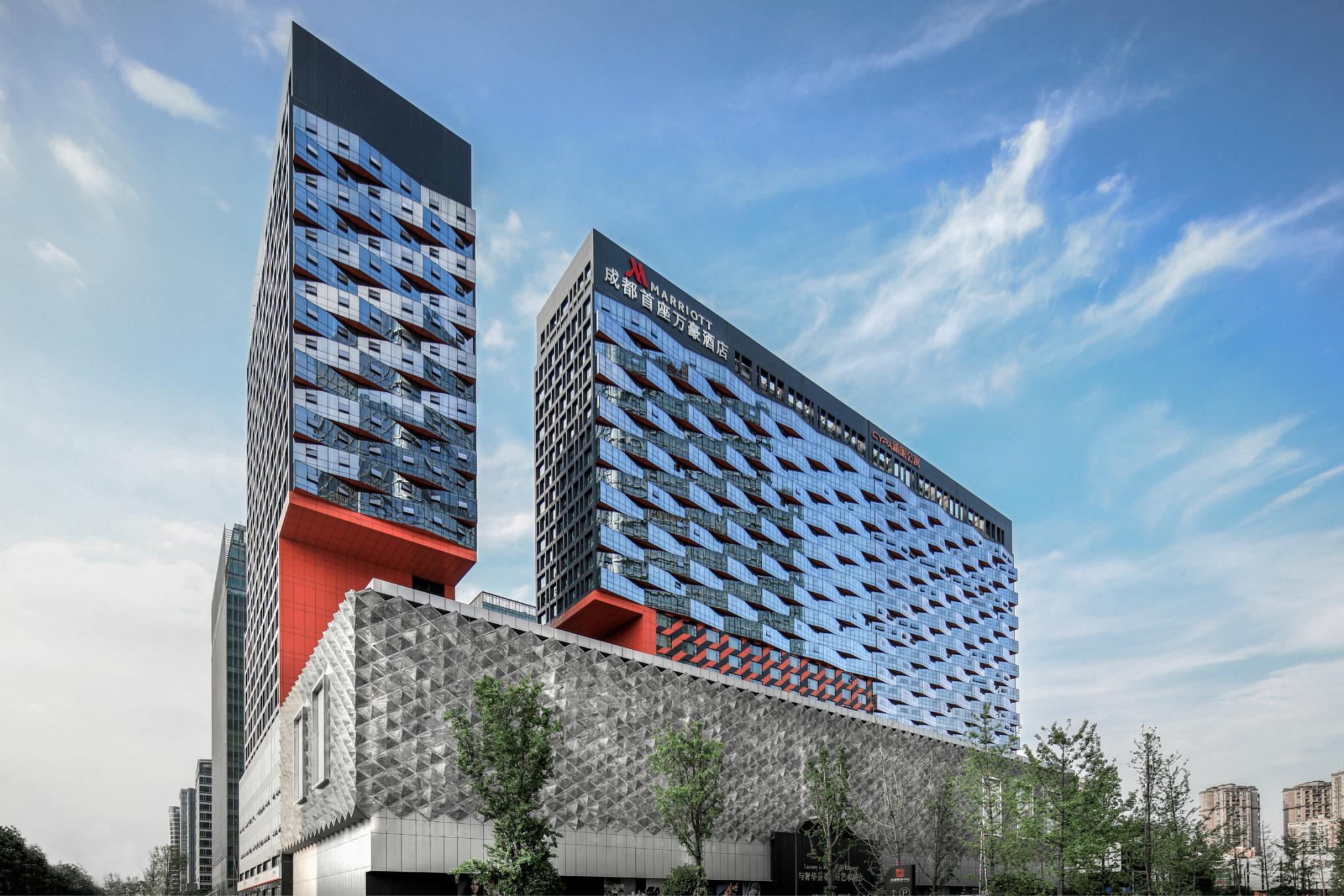 Chengdu Marriott Hotel Financial Centre