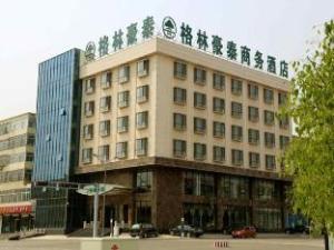Green Tree Inn JiangSu Changzhou Changhe Express Hotel