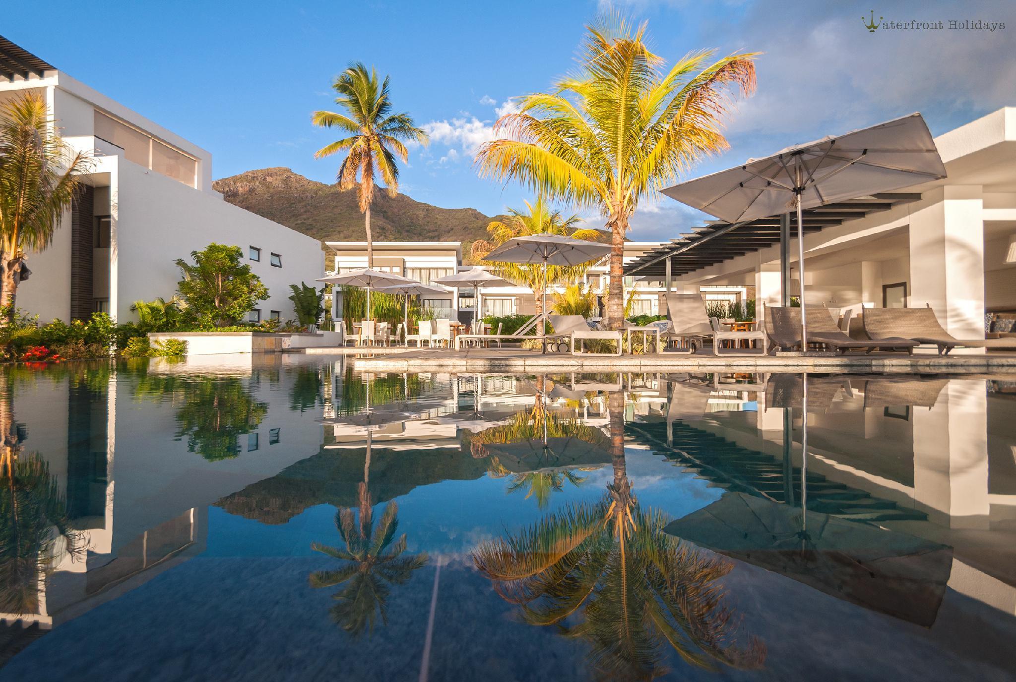 Latitude Seafront Complex   Private Plunge Pool