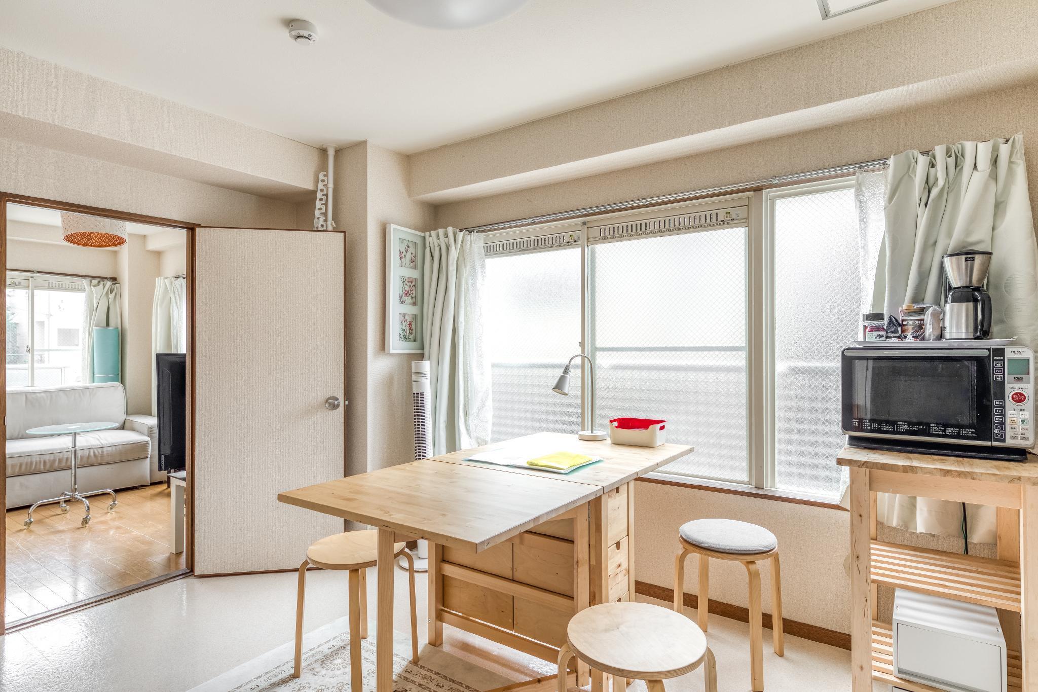 LICENSED Comfortable Residence In Shimokitazawa