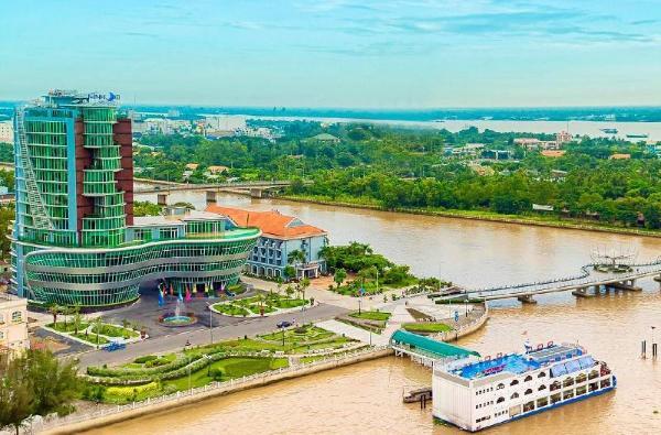 Ninh Kieu Riverside Hotel Can Tho