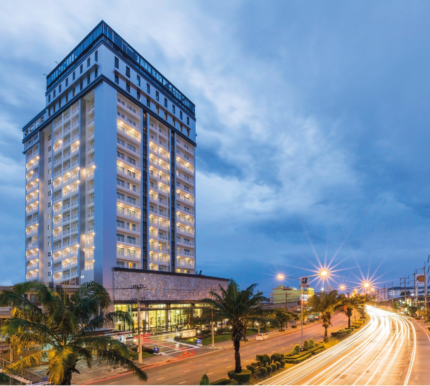 Kantary Hotel & Serviced Apartment Korat - Nakhonratchasima