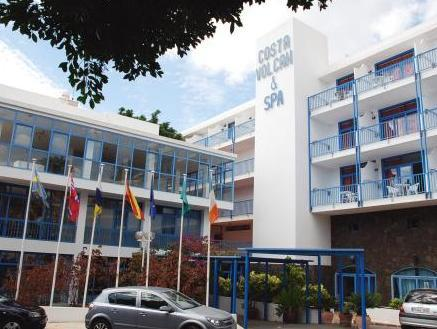 Aparthotel Costa Volcan And Spa