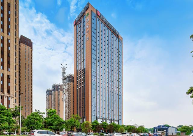Echarm Hotel Changsha Yuelu District Fuyuan Bridge Metro Station