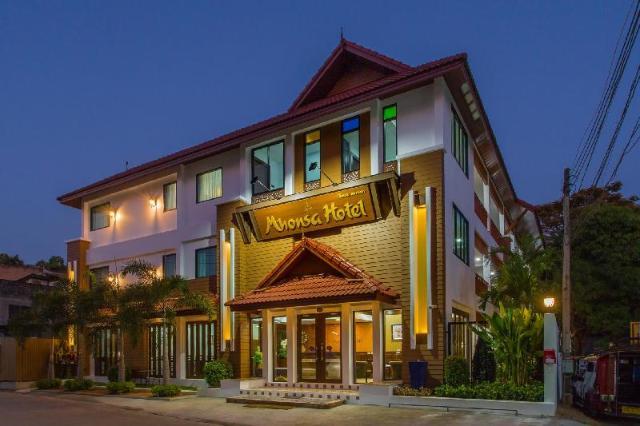 โรงแรมหม่อนสา – MhonSa Hotel