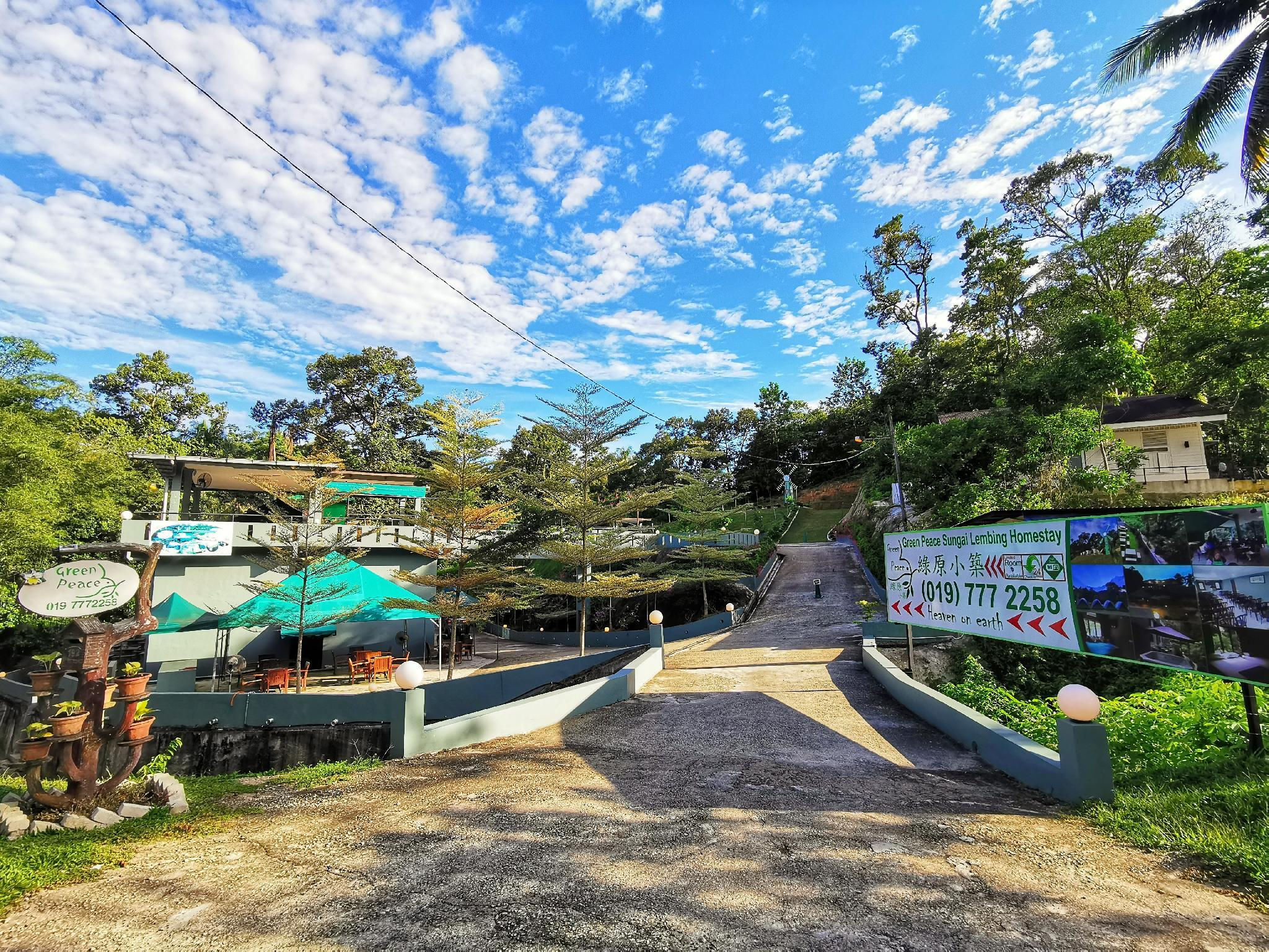 Green Peace Sungai Lembing