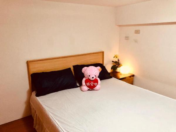 HOPU民宿   溫馨和室閣樓四人房 Penghu
