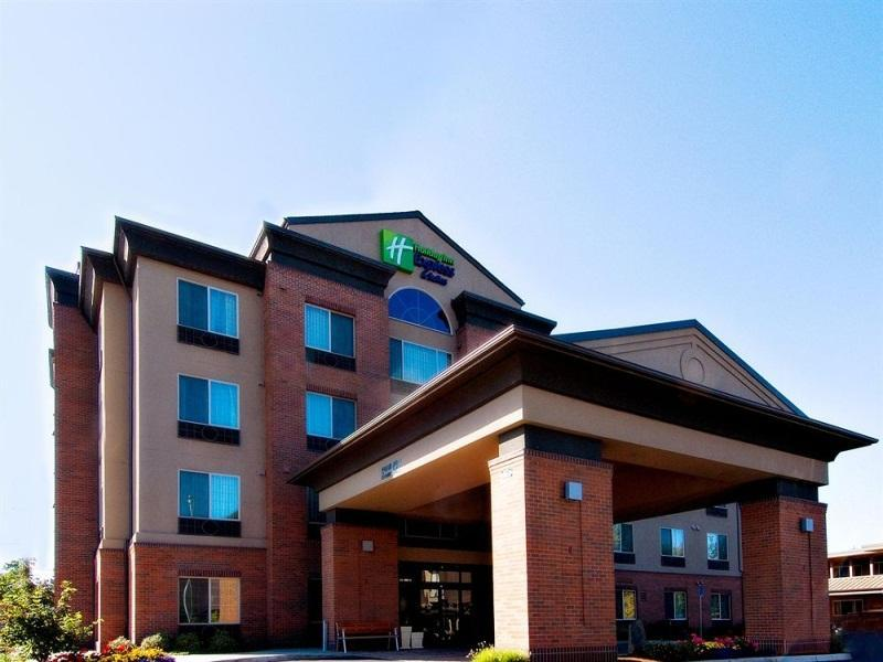 Holiday Inn Express Hotel And Suites Eugene Downtown   University