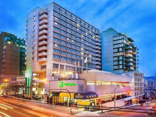 Holiday Inn Vancouver-Centre Broadway