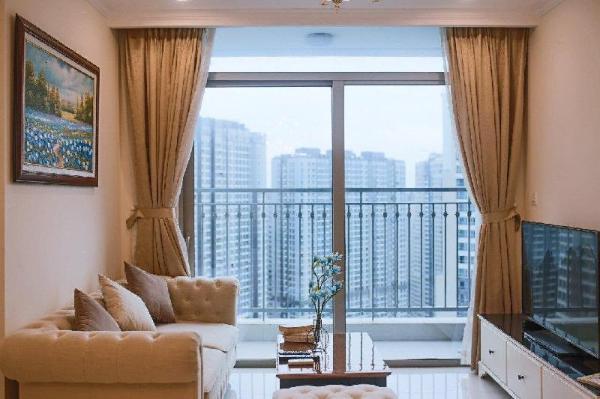 Vinhome Central Park - Luxury Apt - Landmark 81 Ho Chi Minh City