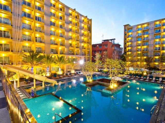 โรงแรมเบลลา เอ็กซ์เพรส – Bella Express Hotel