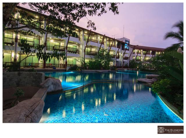ดิ เอลลิเมนท์ กระบี่ รีสอร์ท – The Elements Krabi Resort