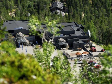 Ski Inn Hotel Pyhatunturi