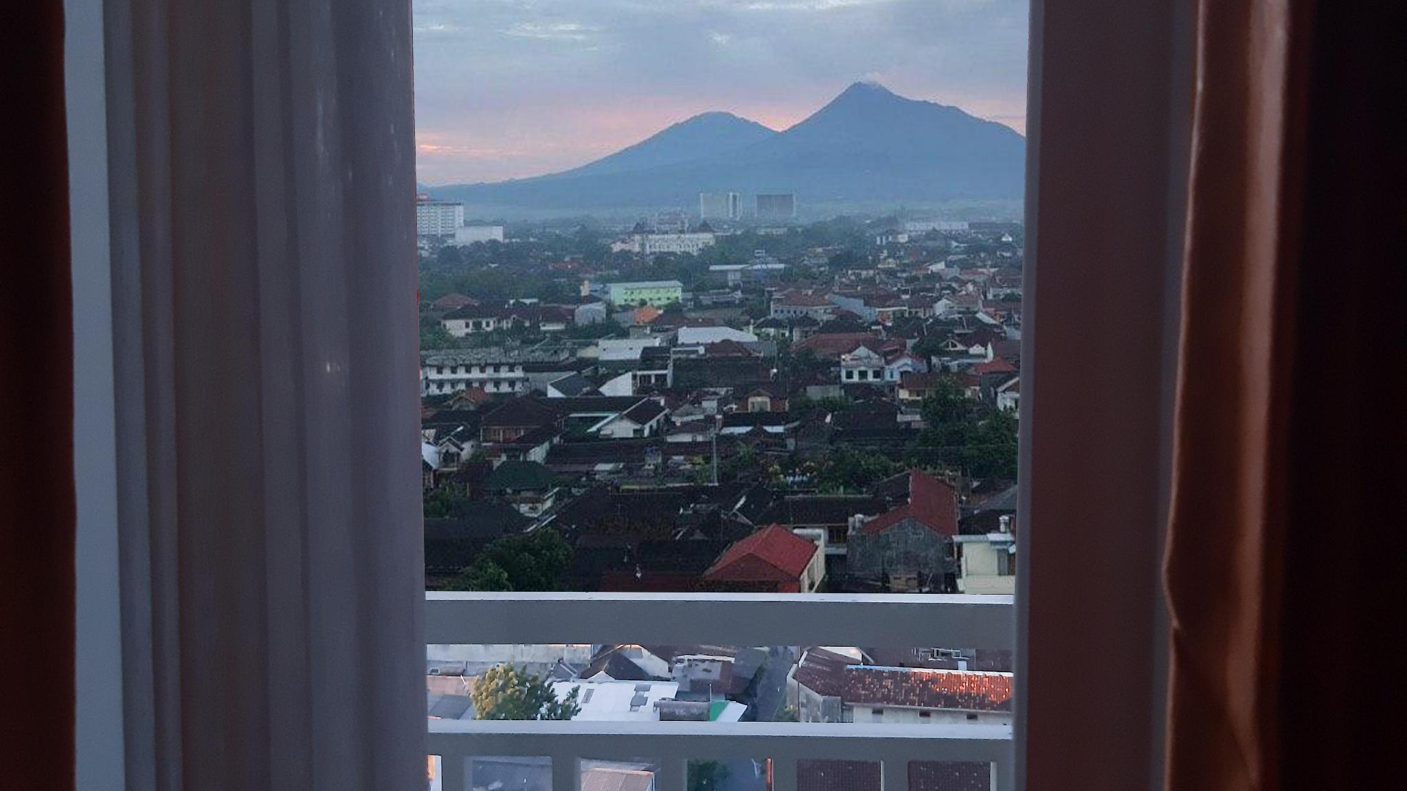 Apartment Room With Volcano View Near Ugm